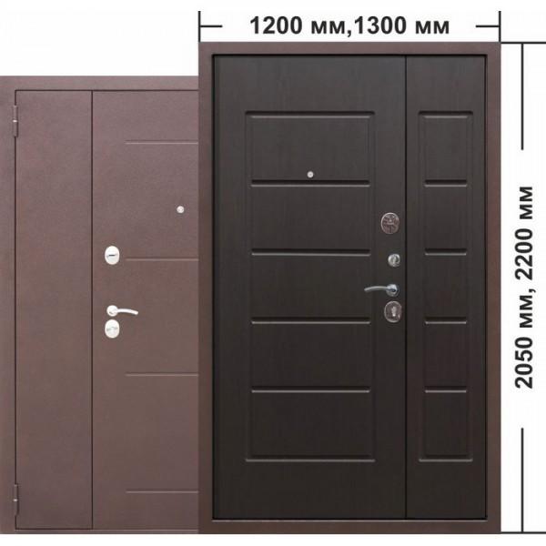 Искали, где купить Входная дверь 7,5 Гарда Венге?