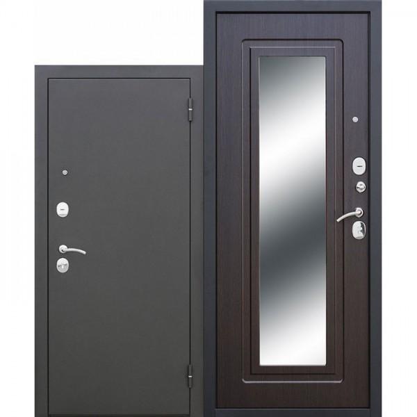 Искали, где купить Входная дверь Царское зеркало Муар Венге?