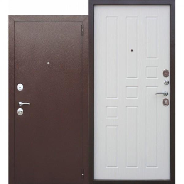 Искали, где купить Входная дверь Гарда 8 мм Белый ясень?