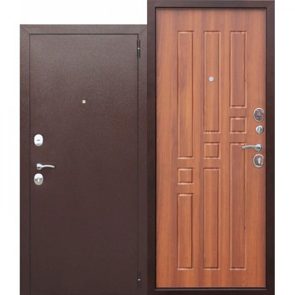 Искали, где купить Входная дверь Гарда 8 мм Рустикальный дуб?