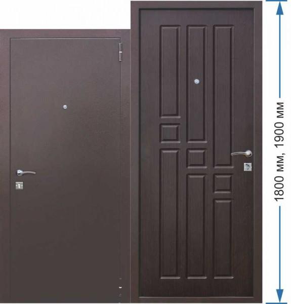 Искали, где купить Входная металлическая дверь Гарда Мини 1 замок?