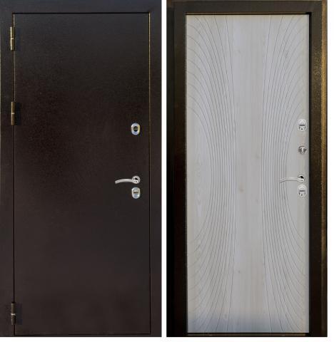 Искали, где купить Тульские двери Б45 Термо , хром (антик медный, МДФ Сосна прованс)?
