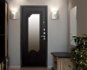 каталог металлическая дверь